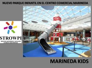 inspección parque infantil Marineda